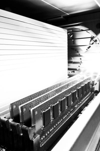 patatine fritte memoria virtuale silicio ram