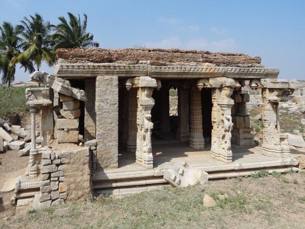 tempio india resti