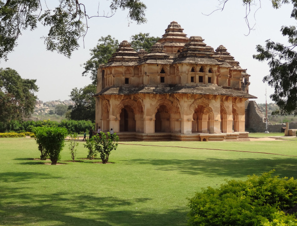 tempio india rovina