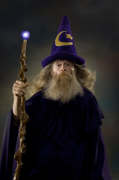cappello luna barba costume abito da