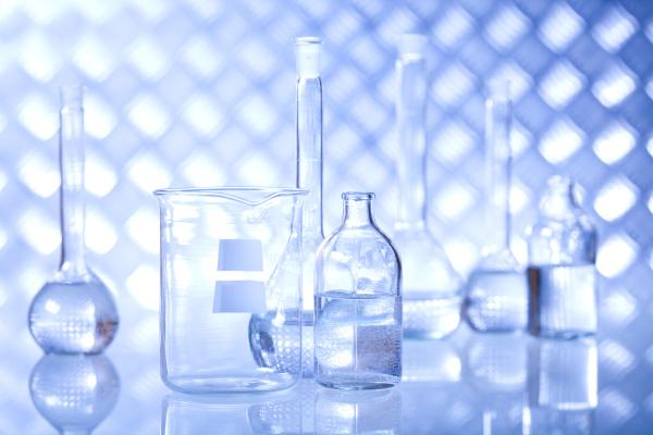 vetreria da laboratorio chimica