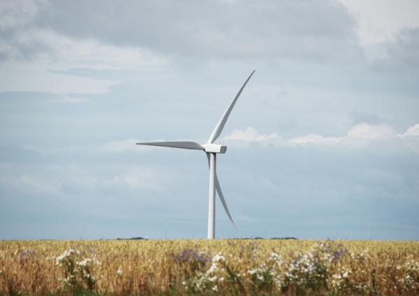 ambiente produzione mulino a vento estrazione