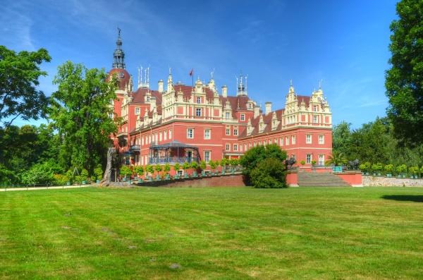 castello, nel, principe, pückler, parco - 13686818