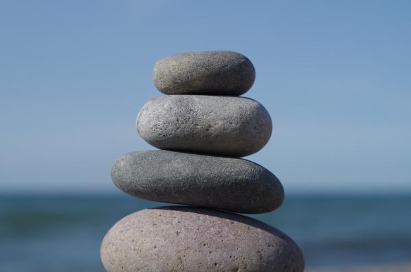 relax equilibrio tumulo pietraia acqua salata