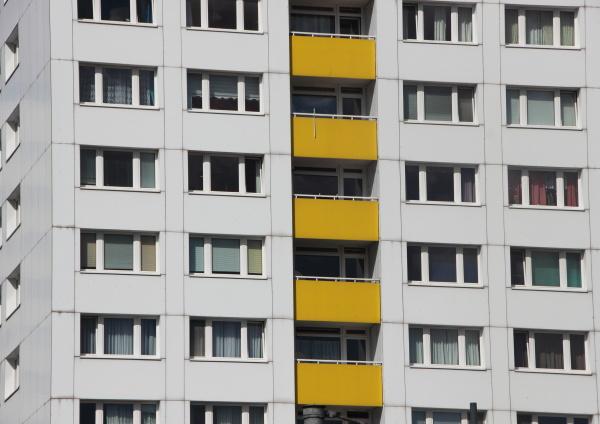 stile di vita balcone identico berlino