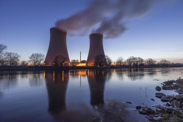 germania bassa sassonia grohnde centrale nucleare