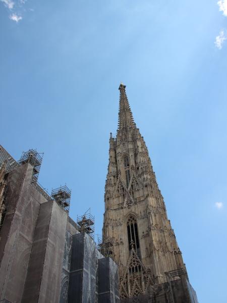 stephansdom chiesa di riferimento a vienna