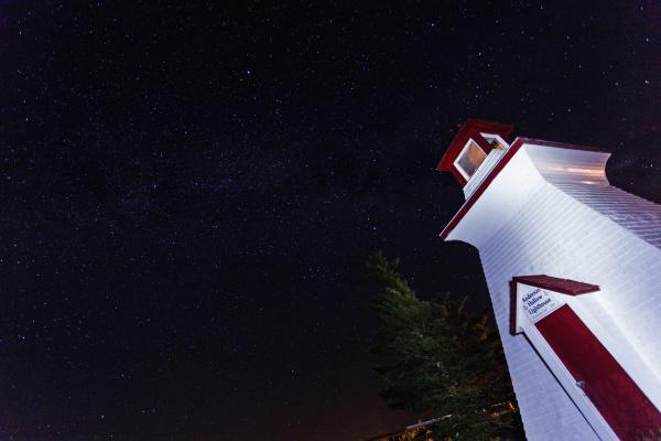 viaggio viaggiare notte navigazione sera orizzontale
