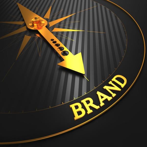 marchio concetto di business