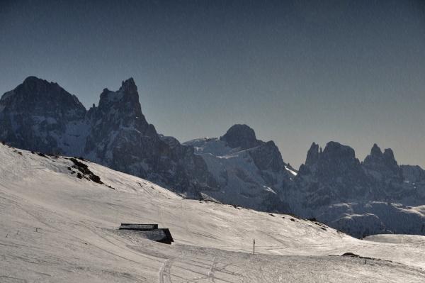 sciare nel sud tirolo