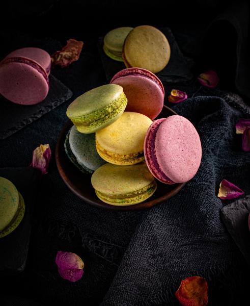 macarons francesi cochire classici