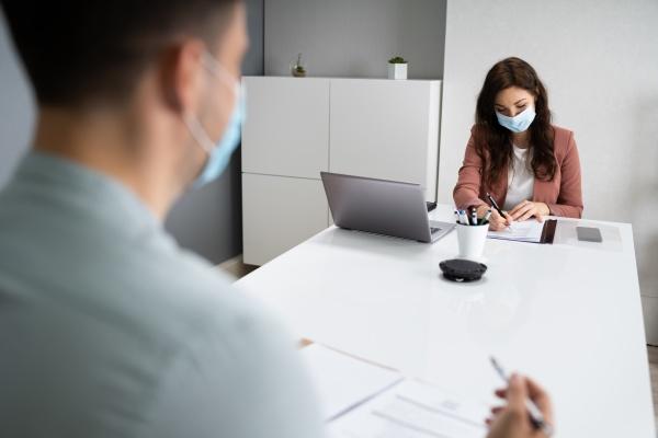 riunione di lavoro colloquio di lavoro