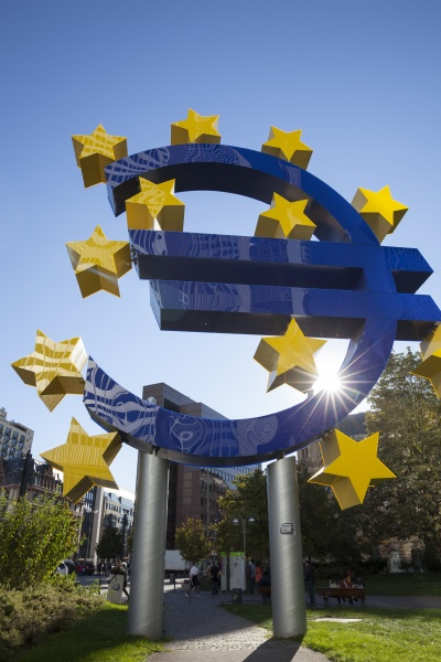 germania assia francoforte firma unione europea