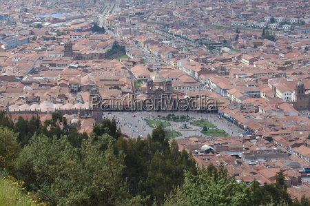 cuzco the navel of the