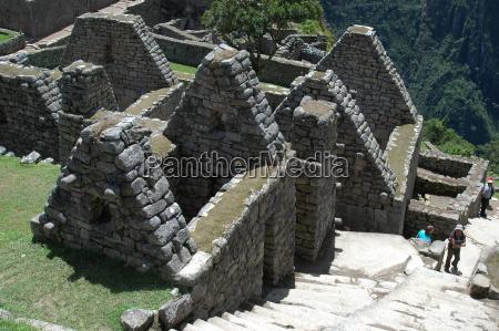 machu picchu strong walls