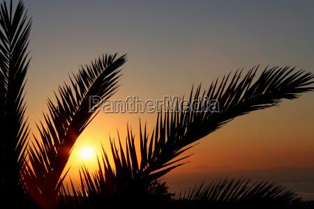 tramonto grecia acqua mediterraneo acqua salata