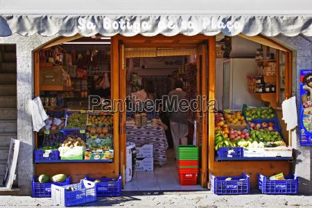 blu cibo frutta negozio comperare vendita