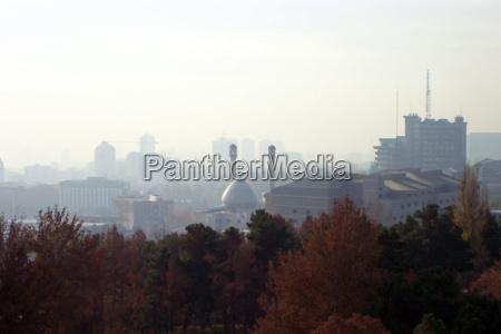 metropoli ambiente polvere smog citta notizie