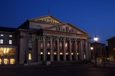 teatro, nazionale, di, monaco - 218695