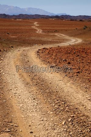 deserto namibia onde secco asciutto arido