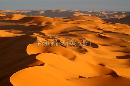 africa onde libia sera dune modello