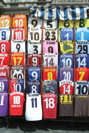 fussball shirts