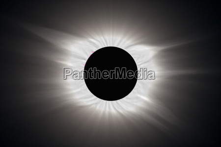universo africa luna libia linee irradiare
