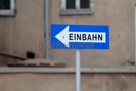 one way 1