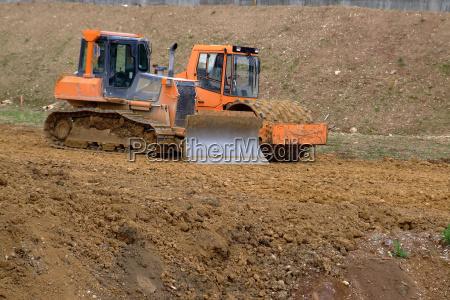 arancia suolo terra terreno marrone nuovo