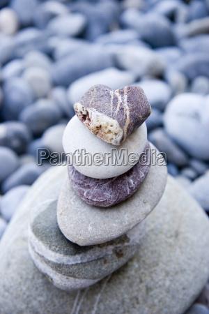 torretta di pietra con il cuore