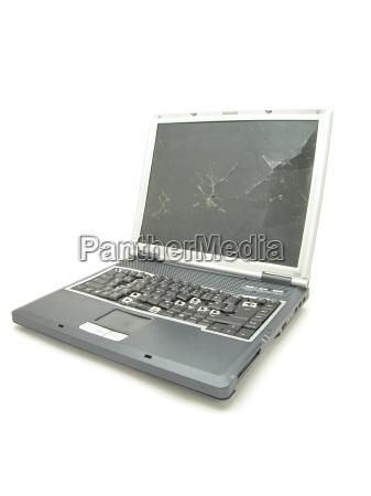 portatile computer tastiera assicurazione riparazione rabbia