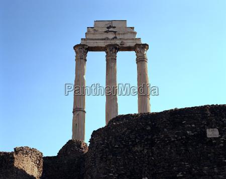 tempio dioscur