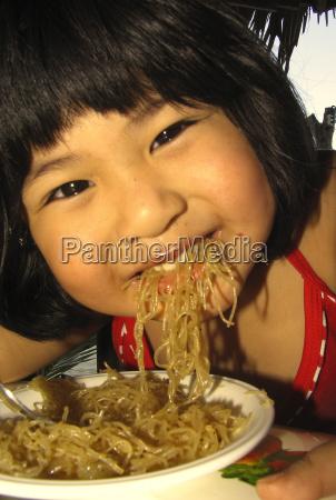 bello amichevole asiatico piatto carino grazioso