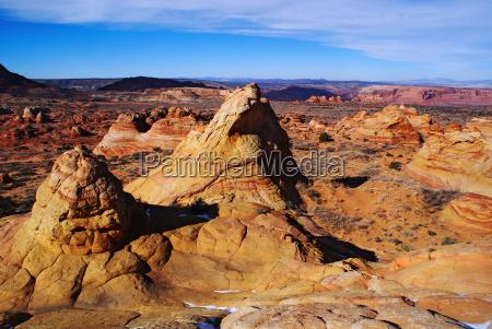 stati uniti damerica usa america rocce