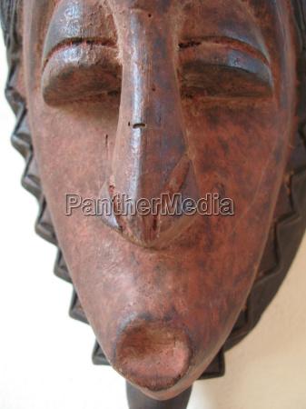 arte cultura legno africa travestimento culto