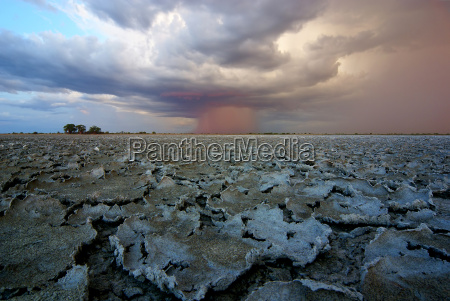 deserto parco nazionale tramonto africa sera