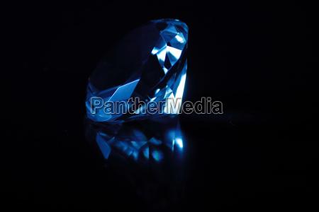 blu luce gioielli riflesso ricco ricchezza