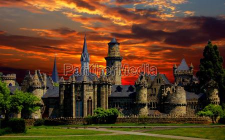 castello mistico