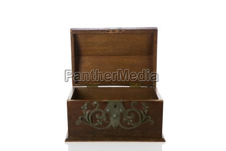 opzionale legno antico ornamento aperto decorato