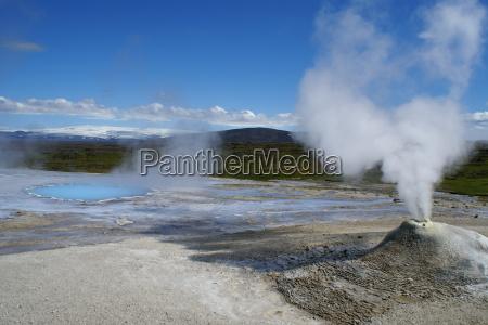 sospetto vulcani islanda energia idraulica forza