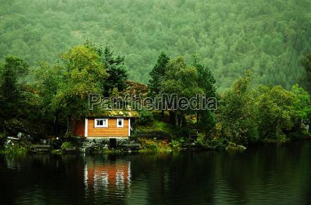 casa costruzione albero alberi vacanza vacanze