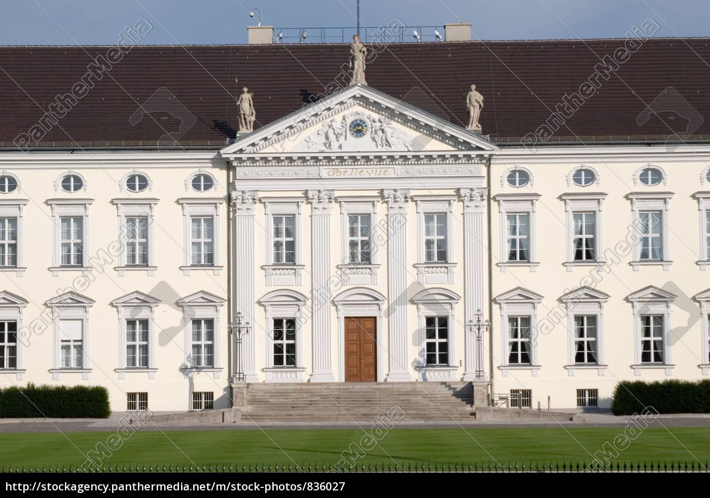 ingresso, principale, del, castello, bellevue - 836027