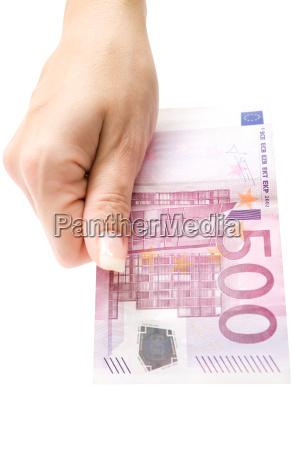 500 euro offerta