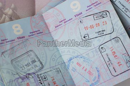 passaporti degli stati uniti