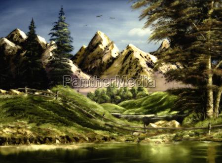 montagne mistiche
