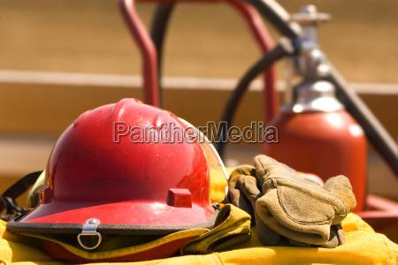cappello emergenza ingranaggio cambio fuoco casco