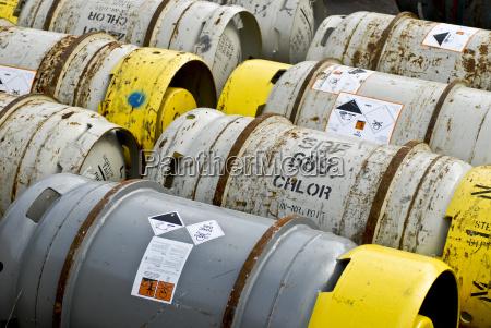 proteggere gas contenitore interruttore sicurezza