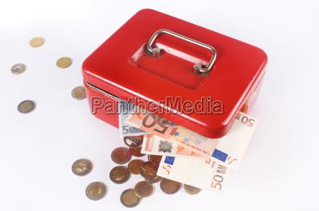cashbox rosso