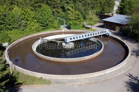 liquame delle acque reflue acqua rete