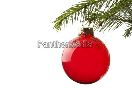 albero decorazione albero di natale palla